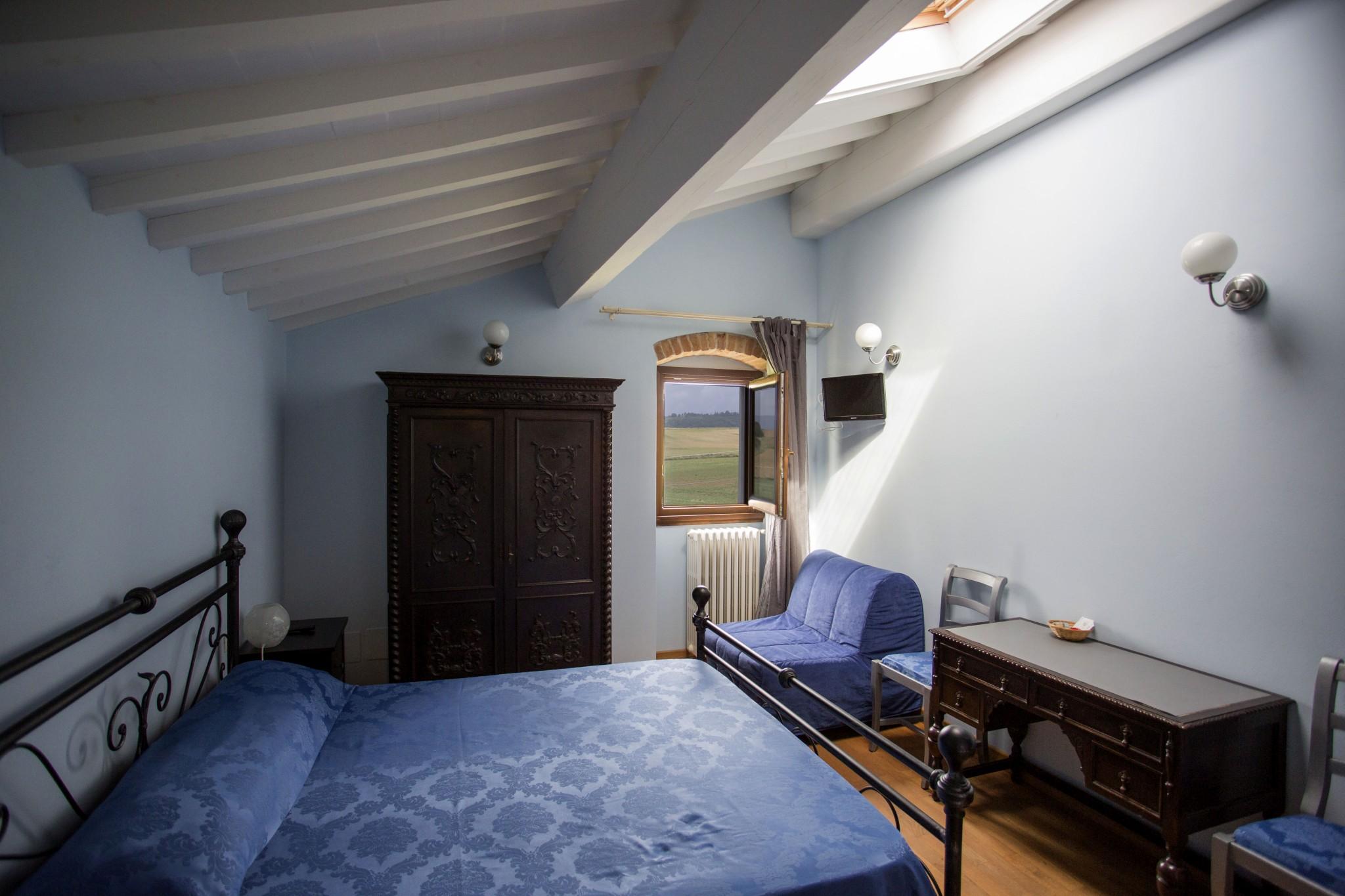 Torre Nord, camera con bagno privato (2° piano)