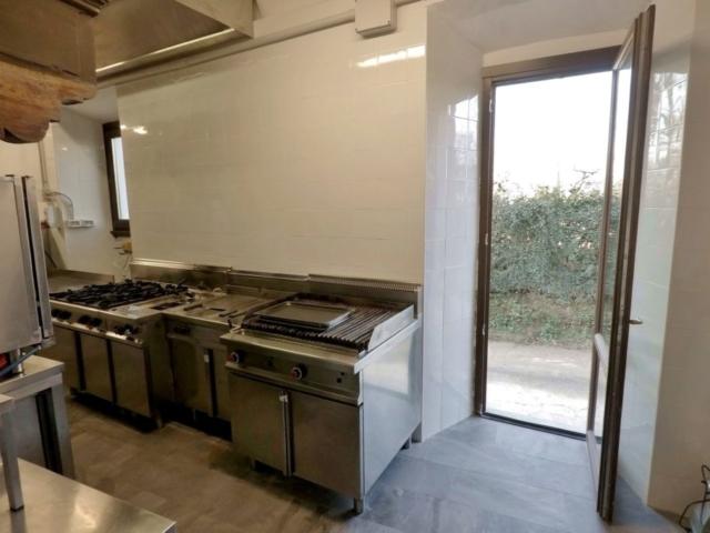 Villa Torre a Soli, cucina (piano terra)