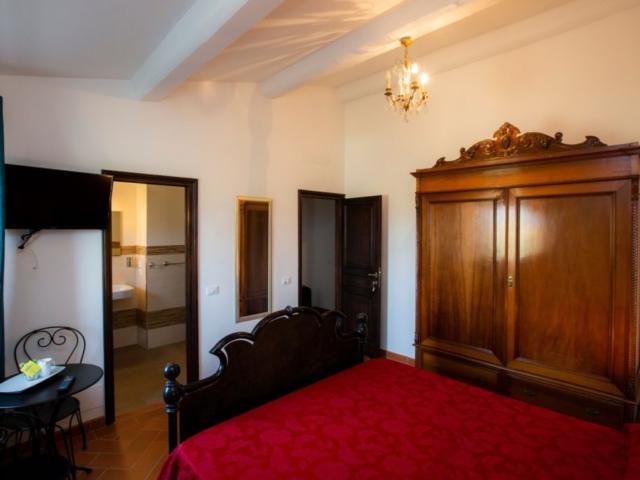 Villa Torre a Soli, camera con bagno privato II (1° piano)
