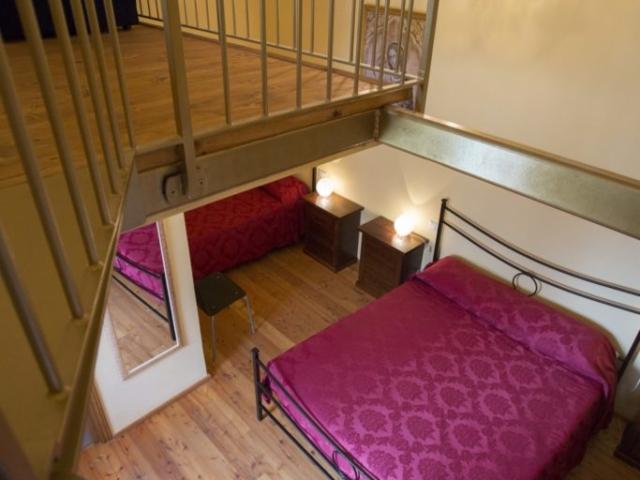 Villa Torre a Soli, camera con bagno privato V (1° piano)